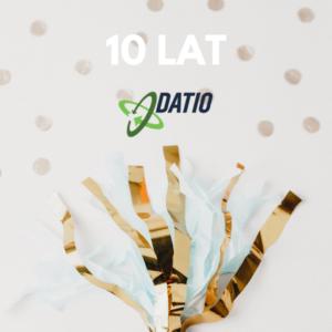 10 lat Datio